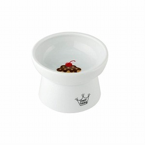 Raised Cat Food Bowl<br>(Cupcake)