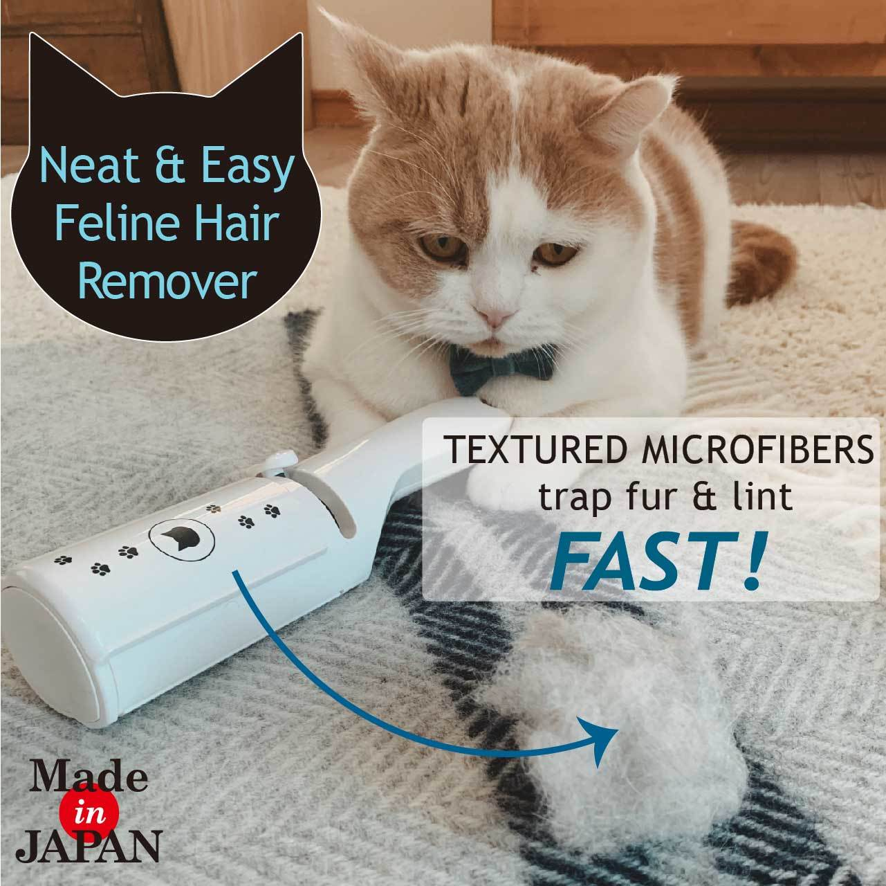 Necoichi Purrfection Neat & Easy Feline Hair Remover