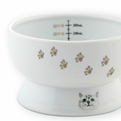 Raised Cat Water Bowl (Nala Cat Limited Edition)4